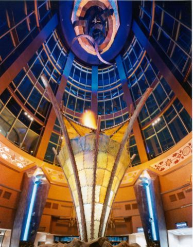 Potawatomi Casino - Main Lobby