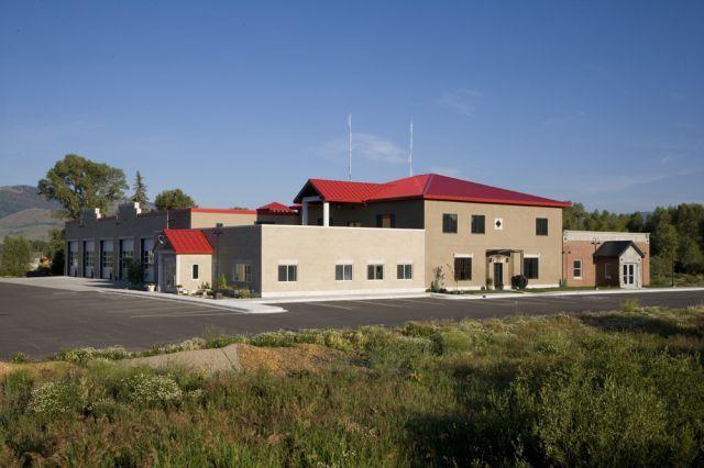 Granby Colorado Fire Station